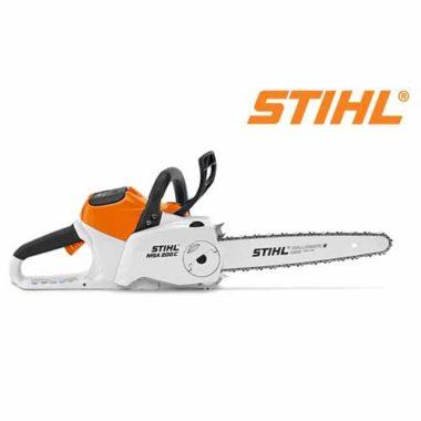 מסור שרשרת נטען מקצועי STIHL MSA200