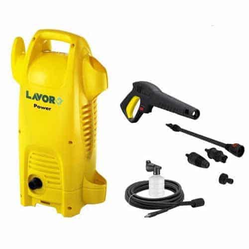 מכונת שטיפה בלחץ LAVOR 120 BAR