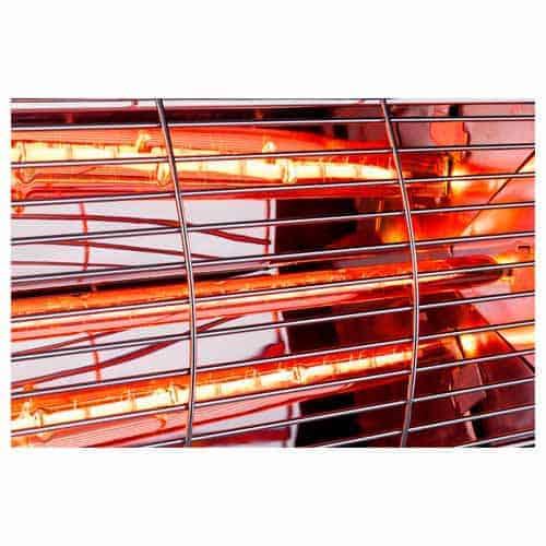 תנור חימום אינפרא אדום Puro 1500W