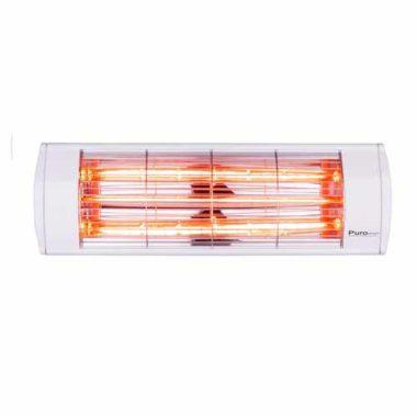תנור חימום אינפרא אדום Puro 2000W - לבן
