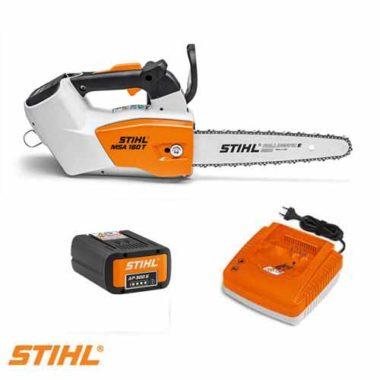 מסור שרשרת נטען סט STIHL MSA161